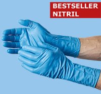 p-protect NITRIL 300 Handschuhe
