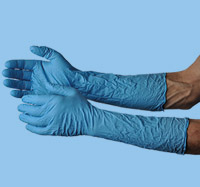 p-protect NITRIL 400 Handschuhe